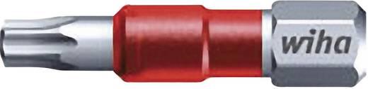 MaxxTor-bit 29, Torx-bit Wiha 36826 6,3 mm (1/4 inch) Lengte:29 mm 5 stuks bits in een kunststof box