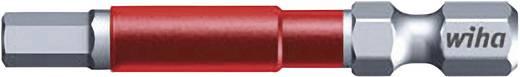 MaxxTor-bit 49, zeskant bits Wiha 36836 5,0 mm 6,3 mm (1/4 inch) Lengte:49 mm Inhoud 5 stuks bits in een kunststof box