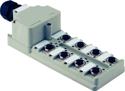 Passieve sensor-/actuatorverdeler SAI-4-M 8P M12 UT Weidmüller Inhoud: 2 stuks