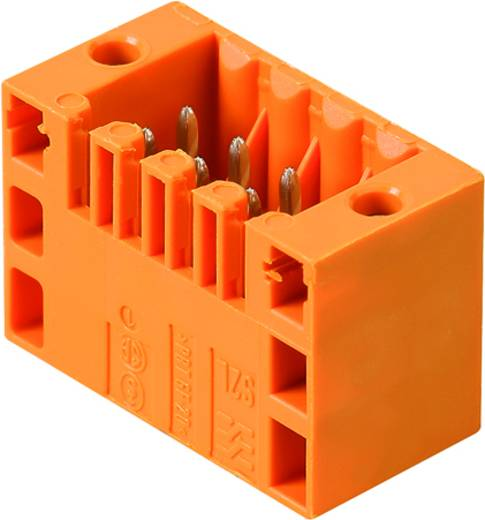 Weidmüller 1807890000 Penbehuizing-board BV/SV Totaal aantal polen 10 Rastermaat: 3.50 mm 175 stuks