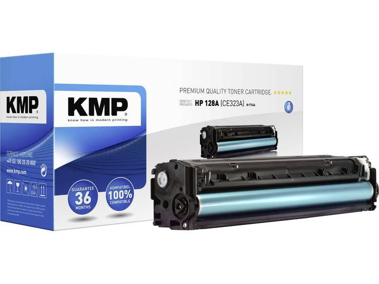 KMP Tonercassette vervangt HP 128A CE323A Compatibel Magenta 1300 bladzijden H
