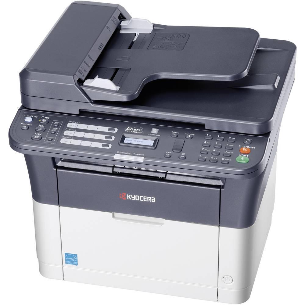 Kyocera FS-1325MFP Laser-MFP A4 Skrivare, skanner, kopiator, fax