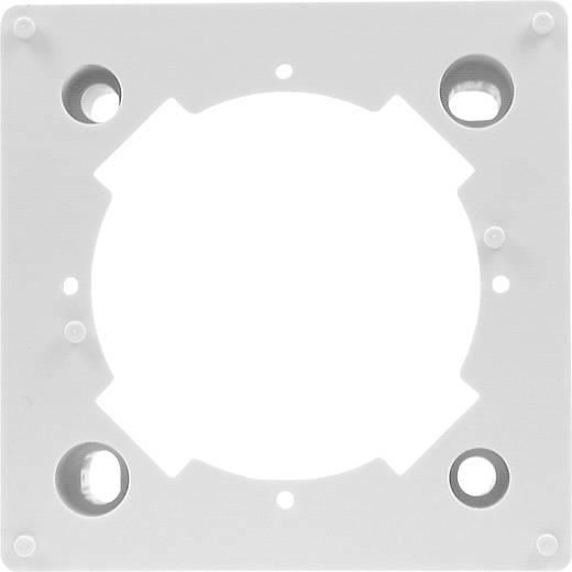 Axing TZU 1 Afdekplaat antennedoos Opbouw