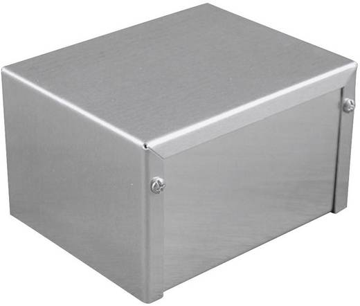Hammond Electronics 1411TTU Instrumentbehuizing 254 x 152 x 51 Aluminium Naturel 1 stuks