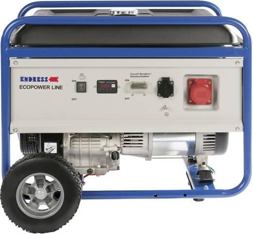 Aggregaat 3.3 kVA / 6.25 kVA Endress Benzine