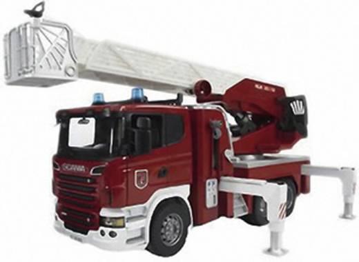 Bruder Scania brandweerwagen met Light&Sound-module 3590