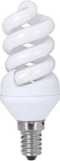 Paulmann Spaarlamp 230 V E14 9 W = 38 W Warm-wit Energielabel: A Spiraal Inhoud: 1 stuks