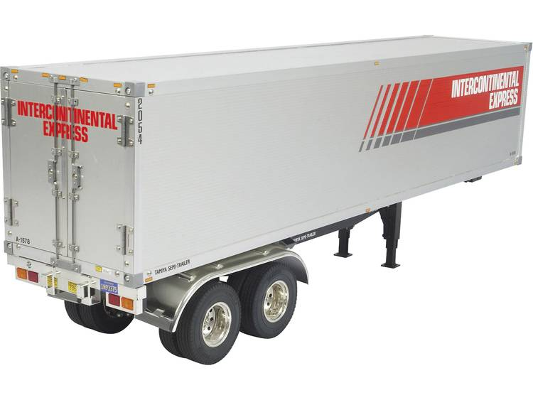 Tamiya Containeroplegger Intercontinental Express 114