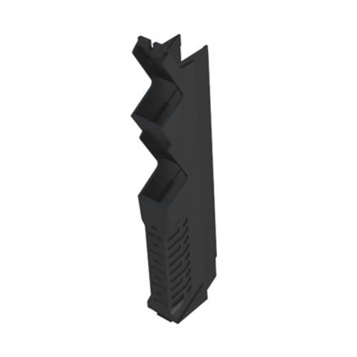 Weidmüller CH20M12 S PPSC BK DIN-rail-behuizing zijkant 105.49 x 12.5 x 22.83 14 stuks