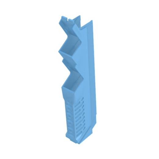 Weidmüller CH20M12 S PPSC LGY DIN-rail-behuizing zijkant 45 x 12.5 x 22.83 14 stuks