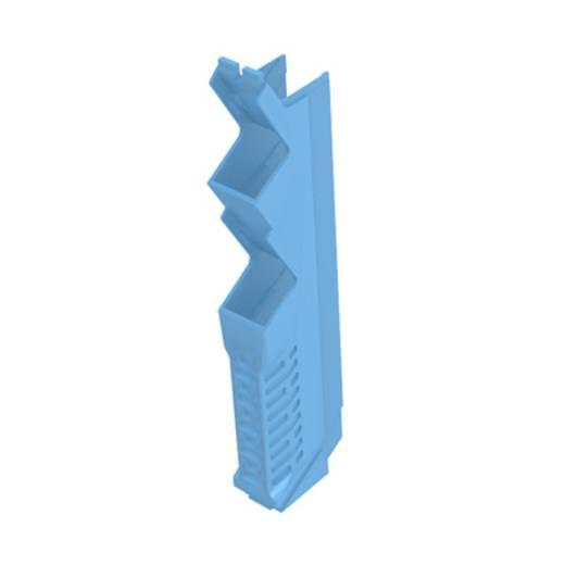 Weidmüller CH20M12 S PSCSC BL DIN-rail-behuizing zijkant 105.49 x 12.5 x 22.83 14 stuks