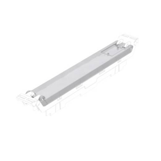 Weidmüller CH20M12 C TP DIN-rail-behuizing draaibaar deksel 86.3 x 12.5 x 4 70 stuks