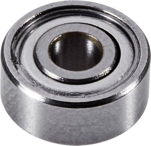 Reely Speciale kogellager Chroomstaal Binnendiameter: 3.17 mm Buitendiameter: 9.52 mm Toerental (max.): 67000 omw/min