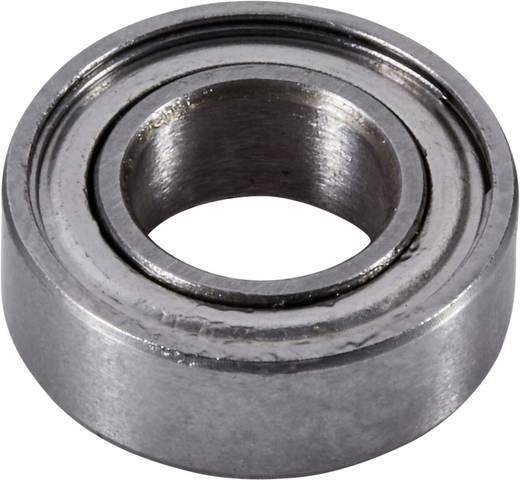 Reely RC-auto kogellager Chroomstaal Binnendiameter: 4 mm Buitendiameter: 8 mm Toerental (max.): 56000 omw/min