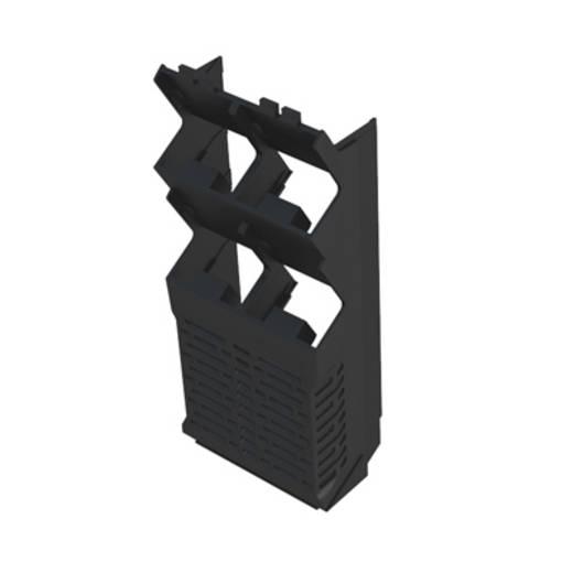 Weidmüller CH20M45 S 2PSC/2PSC BK DIN-rail-behuizing zijkant 105.49 x 45 x 22.83 6 stuks