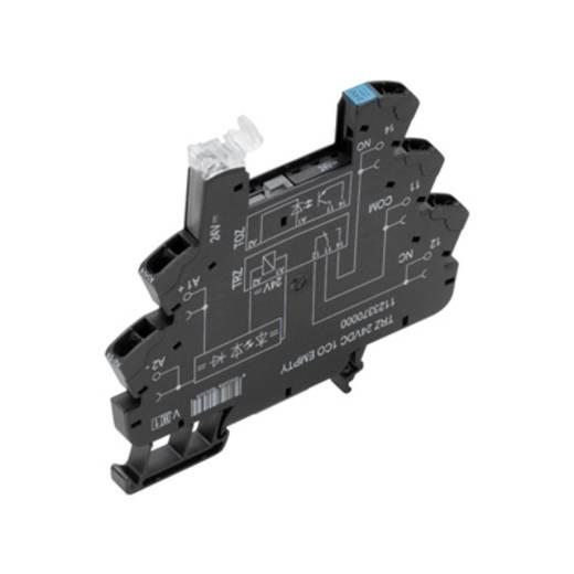 Weidmüller TRZ 5VDC 1CO EMPTY Relaissocket 10 stuks Geschikt voor serie: Weidmüller serie Termseries (b x h x d) 6.4 x