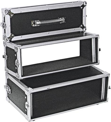 19 inch rack 3 HE 3 HE Aluminium