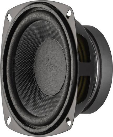 Luidsprekerchassis 4.1 inch SpeaKa Professional 75/90 75 W 8 Ω