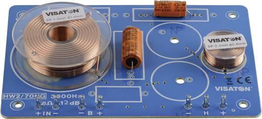 Frequentiescheidingsfilter HW 2/70 NG (2 weg) 8 Ω