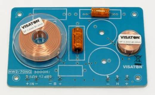 Visaton 5402 Frequentiescheidingsfilter HW 2/70 NG (2 weg) 8 Ω