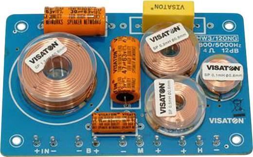 Visaton 5411 Frequentiescheidingsfilter HW 3/120 NG (3-weg) 4 Ω