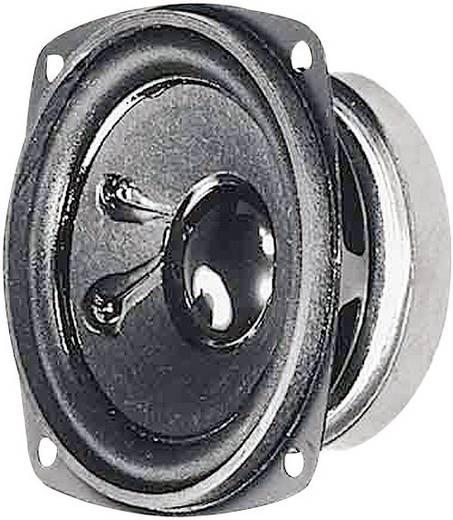 Breedband-luidsprekerchassis 3.3 inch Visaton FRS 8/4 30 W 4 Ω