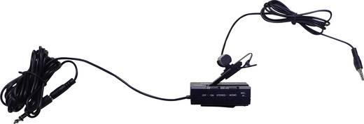 Renkforce EM106 Dasspeld Spraakmicrofoon Kabelgebonden