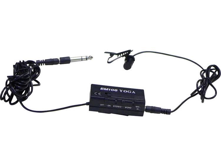 Dasspeld Spraakmicrofoon Kabelgebonden