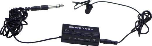 EM106 Dasspeld Spraakmicrofoon Kabelgebonden