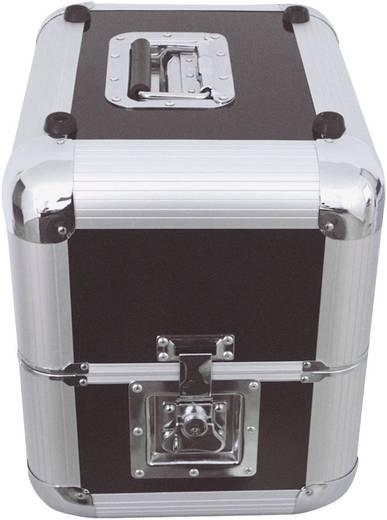 Plattencase Aluminuim Flightcase (l x b x h) 380 x 300 x 365 mm