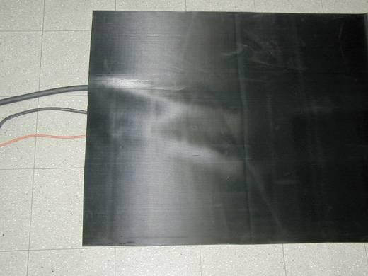 Feinriefenmatte Kabelmat Zwart
