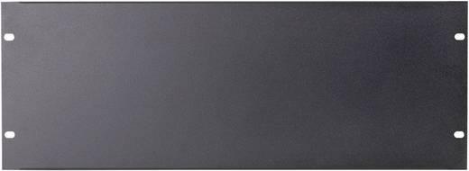 Omnitronic frontplaat Z-19U, staal, zwart 4HE