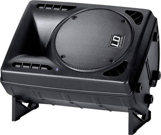 Actieve PA speaker 12 inch 30 cm LD Systems LDP122A2 250 W 1 stuks