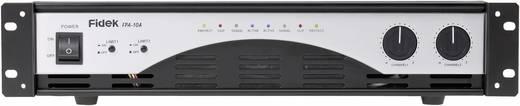 Fidek FPA-10A PA-versterker RMS vermogen per kanaal op 4 Ω: 720 W