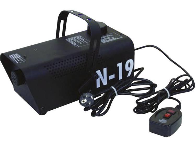 Eurolite N-19 rookmachine