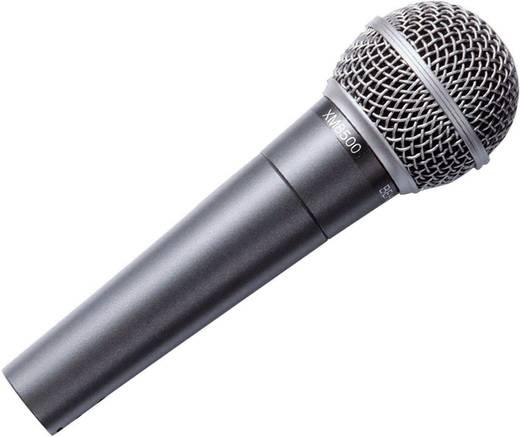Behringer XM8500 Hand Zangmicrofoon Kabelgebonden Incl. koffer, Incl. klem