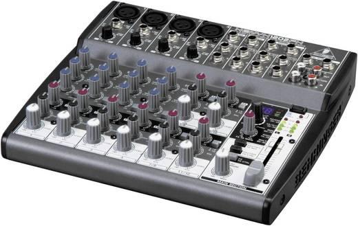 Behringer XENYX 1202FX Console-mengpaneel Aantal kanalen:12
