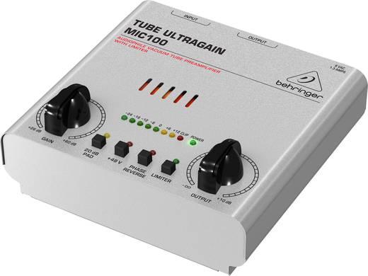 1-kanaals Microfoonvoorversterker Behringer MIC100