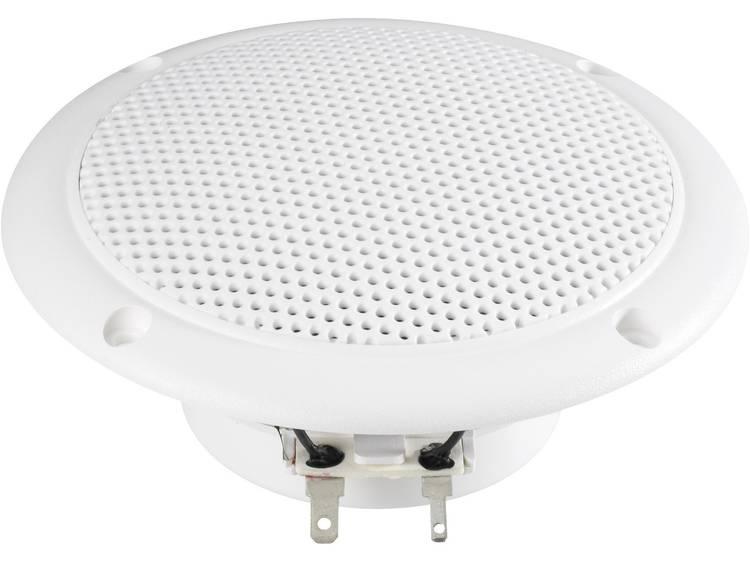Full-range luidspreker zoutwaterbestendig 10 cm (4) 4 Ohm wit