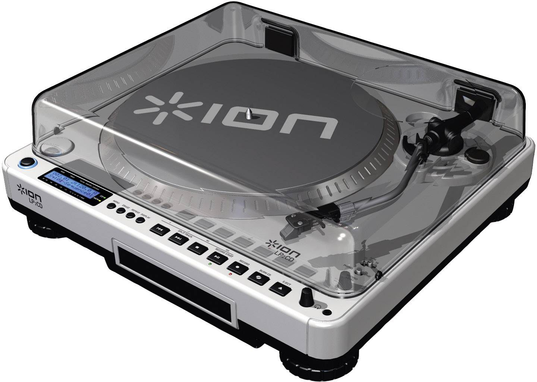 Betere USB-platenspeler ION Audio LP 2 CD Belt drive Zilver | Conrad.nl IQ-41
