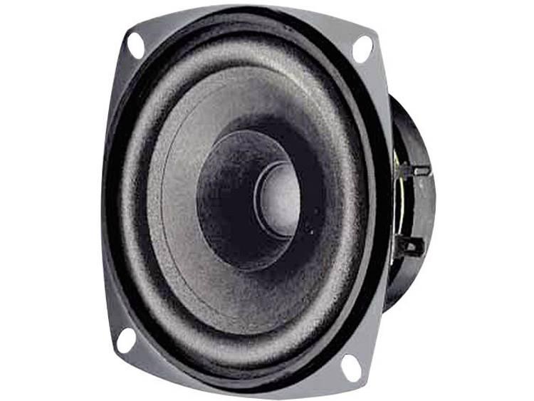 Breedband-luidsprekerchassis 4 inch Visaton FR 10 20 W 8 â¦