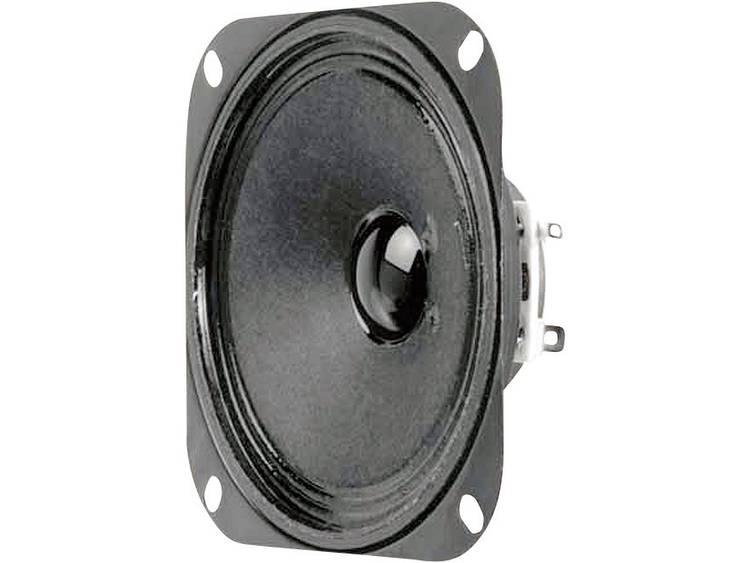Breedband-luidsprekerchassis 4 inch Visaton R 10 S 20 W 8 â¦