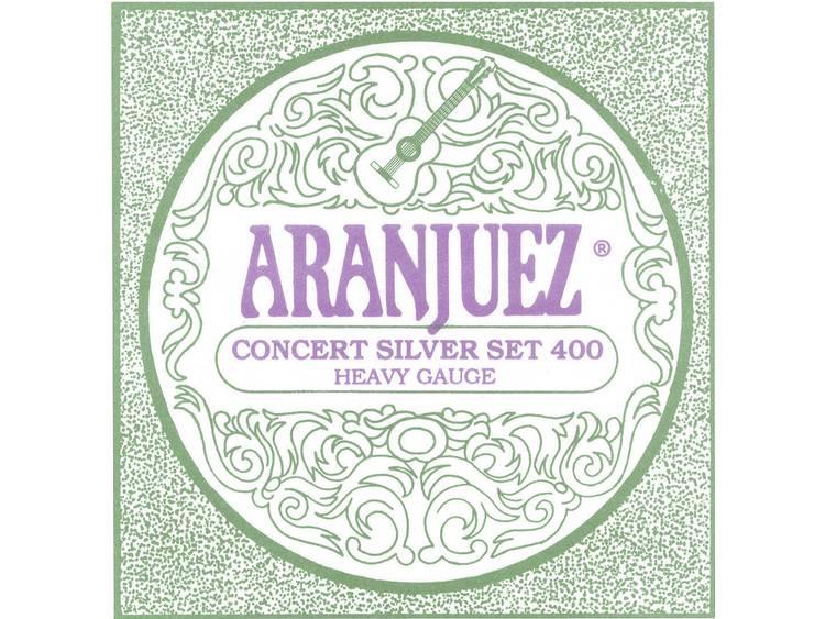 Aranjuez A500 Concert Silver set snaren voor klassieke gitaar