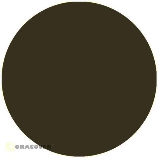 Strijkfolie Oracover 21-018-002 (l x b) 2000 mm x 600 mm Tarn-olijf