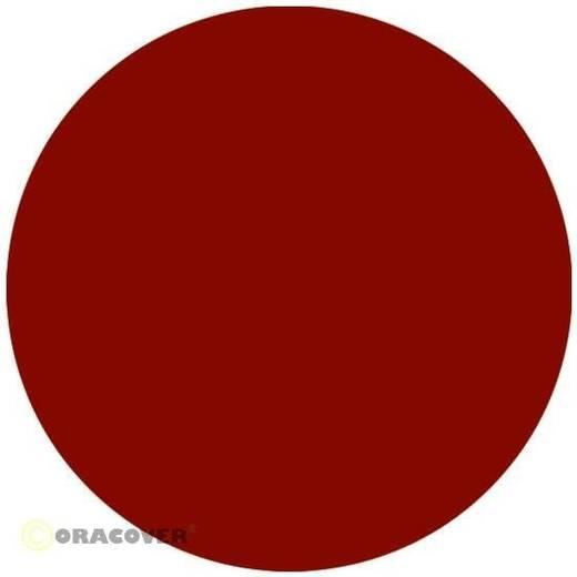 Oracover Oralight 31-023-010 Strijkfolie (l x b) 10 m x 60 cm Ferrari-rood