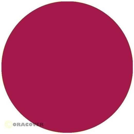 Oracover Oratrim 27-024-025 Decoratiestrepen (l x b) 25 m x 12 cm Roze