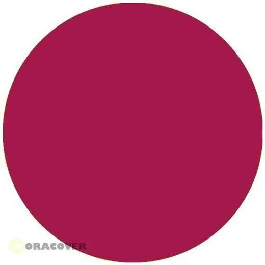 Strijkfolie Oracover 21-024-010 (l x b) 10000 mm x 600 mm Roze