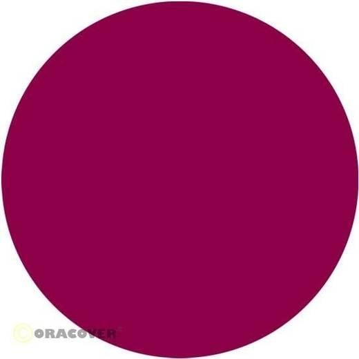 Strijkfolie Oracover 21-028-002 (l x b) 2000 mm x 600 mm Power-roze