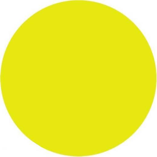 Sierstroken Oracover Oraline 26-031-002 (l x b) 15000 mm x 2 mm Geel (fluorescerend)