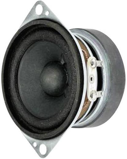 Breedband-luidsprekerchassis 2 inch Visaton FRS 5 5 W 8 Ω